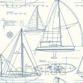 Обои KT Exclusive Yacht Club yc61322