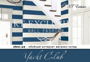 Шпалери KT Exclusive Yacht Club
