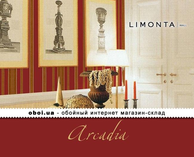 Виниловые обои на бумажной основе Limonta Arcadia