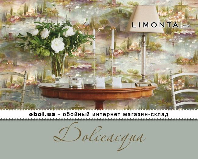 Вінілові шпалери на паперовій основі Limonta Dolceacqua