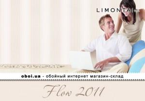 Обои Limonta Flow 2011