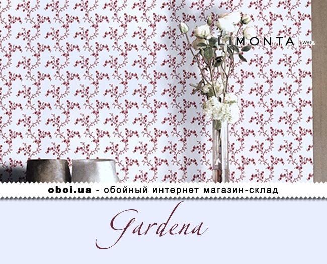 Вінілові шпалери на паперовій основі Limonta Gardena