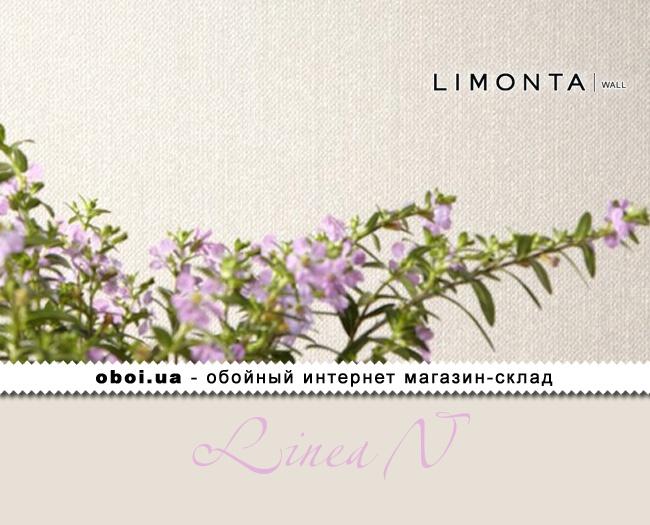 Виниловые обои на бумажной основе Limonta Linea N
