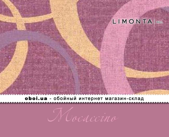 Виниловые обои на бумажной основе Limonta Mocaccino