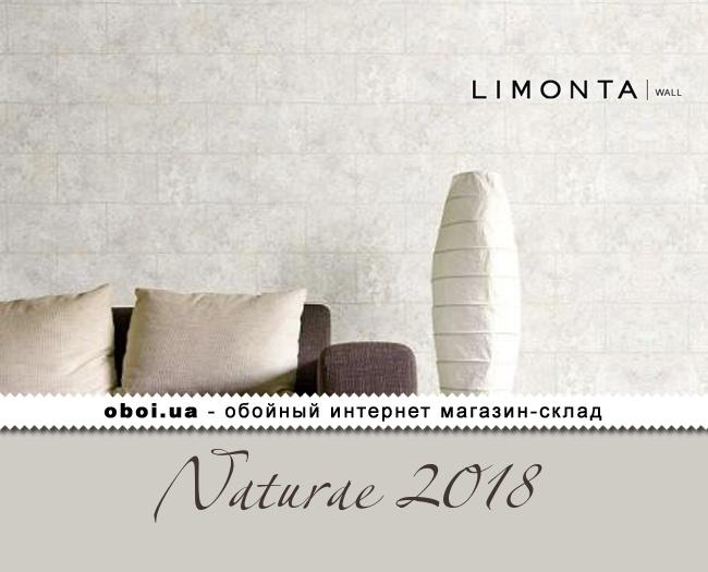 Виниловые обои на бумажной основе Limonta Naturae 2018