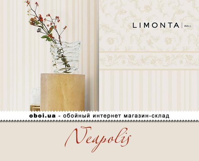 Вінілові шпалери на паперовій основі Limonta Neapolis
