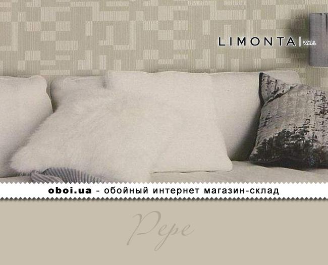 Вінілові шпалери на паперовій основі Limonta Pepe