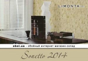 Обои Limonta Sonetto 2014