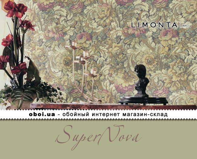 Виниловые обои на бумажной основе Limonta SuperNova