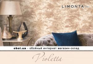 Обои Limonta Violetta