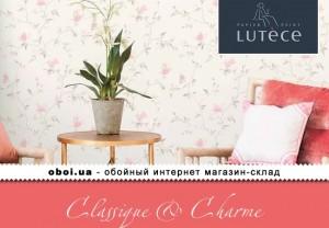 Обои Lutece Classique & Charme