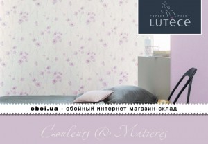 Шпалери Lutece Couleurs & Matieres