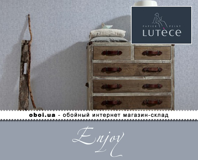 Вінілові шпалери на флізеліновій основі Lutece Enjoy