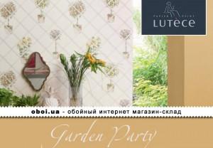 Интерьеры Lutece Garden Party