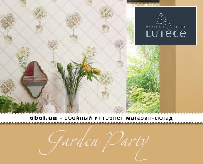Обои Lutece Garden Party
