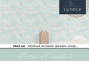 Обои Lutece Tartine et Chocolat 2