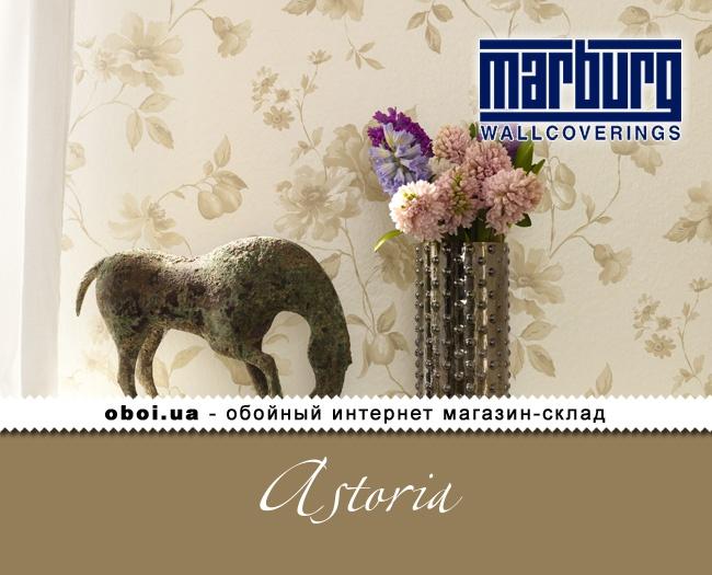 Вінілові шпалери на флізеліновій основі Marburg Astoria