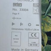Обои Marburg Botanica 33004
