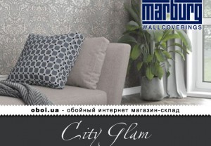 Обои Marburg City Glam
