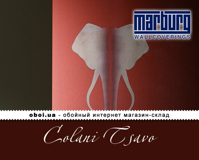 Обои Marburg Colani Tsavo