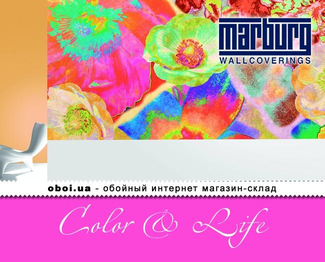 Обои Marburg Color & Life