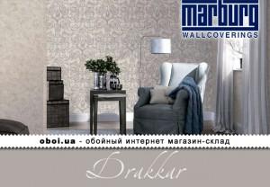 Обои Marburg Drakkar