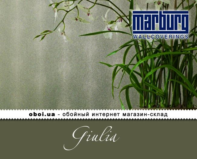 Виниловые обои на флизелиновой основе Marburg Giulia
