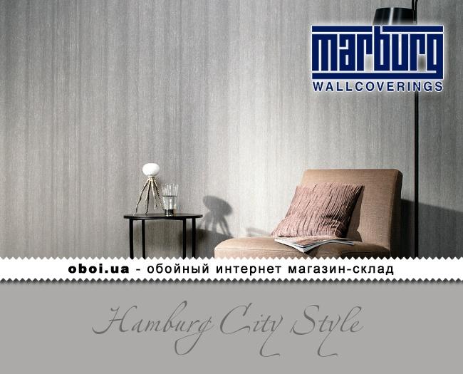 Обои Marburg Hamburg City Style
