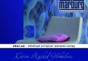Шпалери Marburg Karim Rashid Globalove