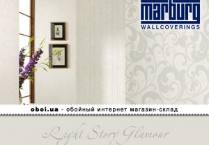 Обои Marburg Light Story Glamour