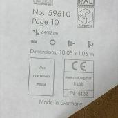 Обои Marburg Loft 106 59610