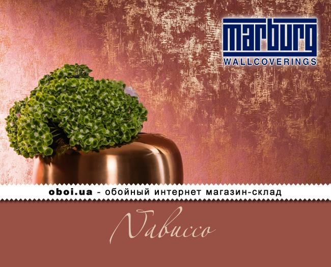 Виниловые обои на флизелиновой основе Marburg Nabucco
