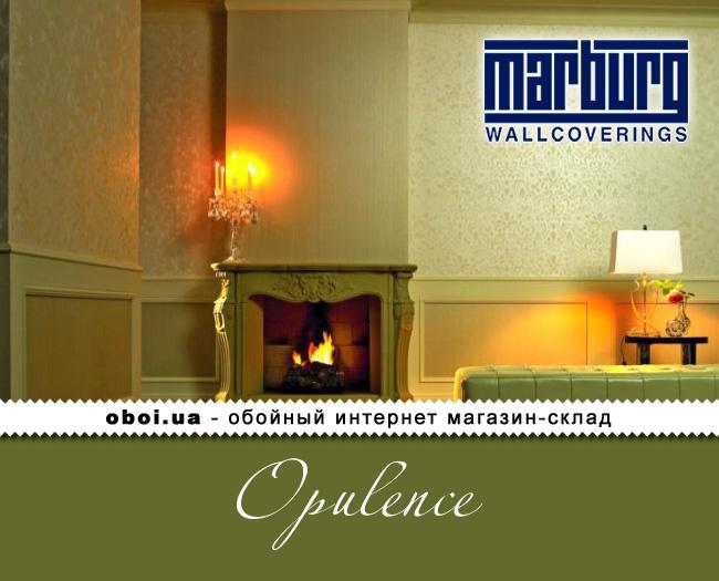 Вінілові шпалери на флізеліновій основі Marburg Opulence