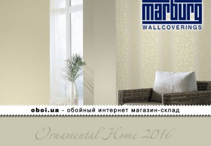 Обои Marburg Ornamental Home 2016