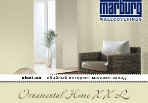 Обои Marburg Ornamental Home XXL