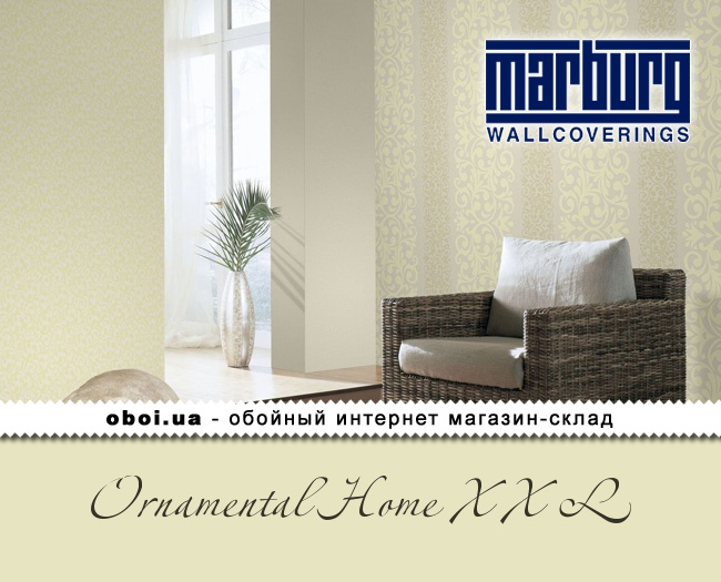 Шпалери Marburg Ornamental Home XXL