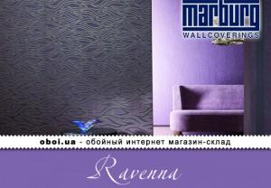 Обои Marburg Ravenna