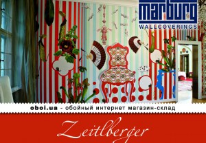 Шпалери Marburg Zeitlberger