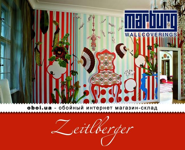 Обои Marburg Zeitlberger