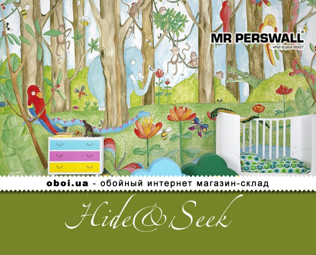 Обои MR.Perswall Hide&Seek