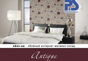 Обои P+S international Antique