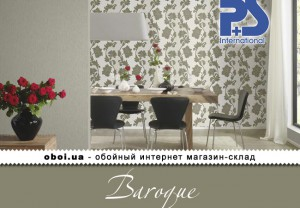 Обои P+S international Baroque