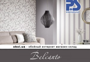 Обои P+S international Belcanto
