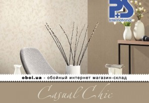 Обои P+S international Casual Chic