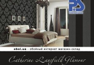 Обои P+S international Catherine Lansfield Glamour