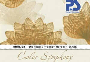 Обои P+S international Color Symphony
