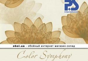 Обои P+S international Color Symphony