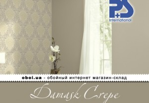 Интерьеры P+S international Damask Crepe