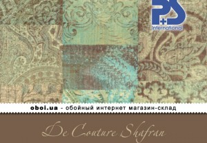 Обои P+S international De Couture Shafran