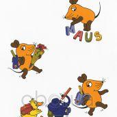 Обои P+S international Die Maus 05210-10